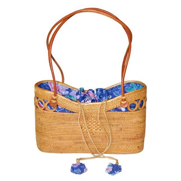 handmade ata bag