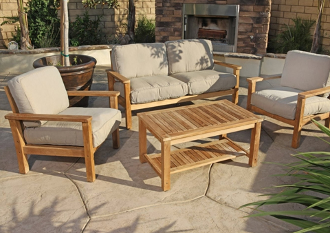 Bali teak furniture